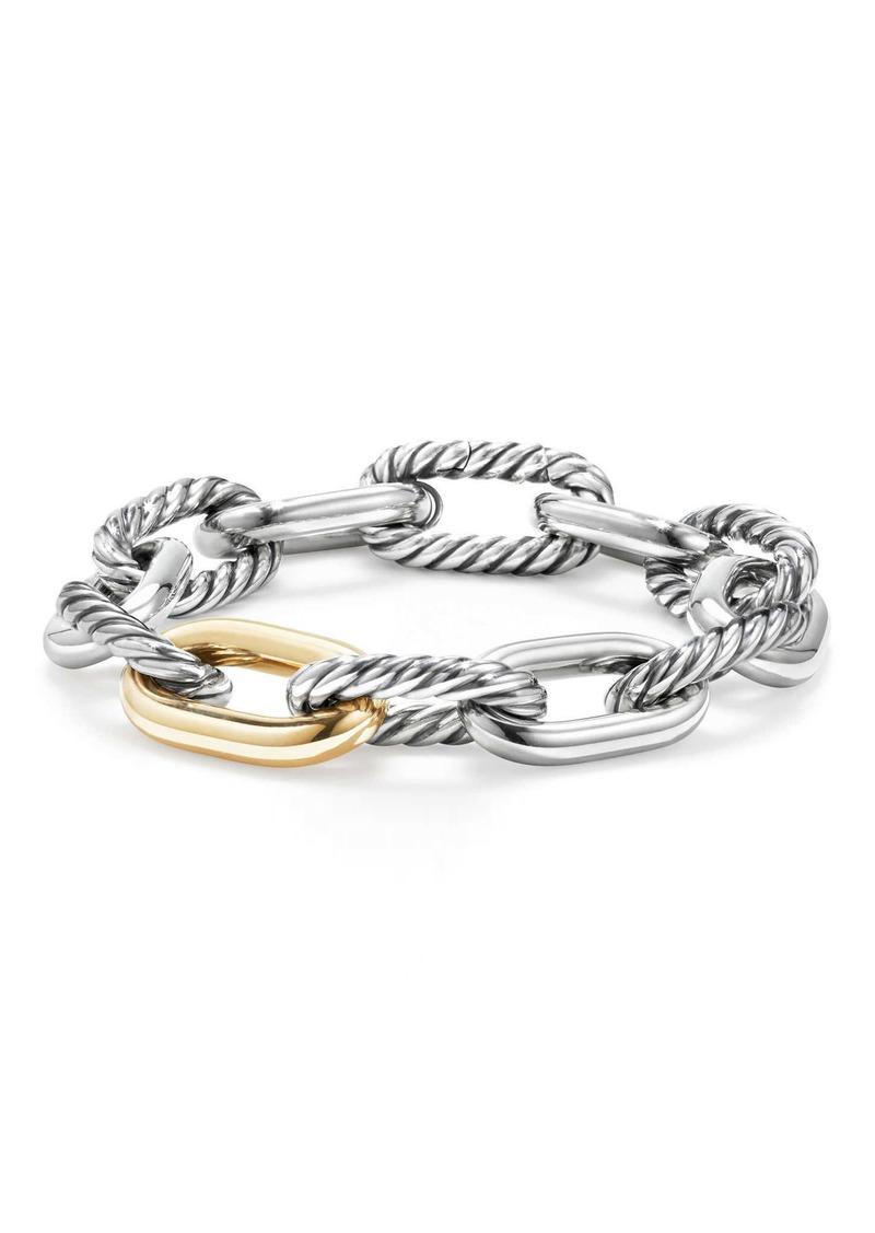 David Yurman DY Madison Chain Large Bracelet