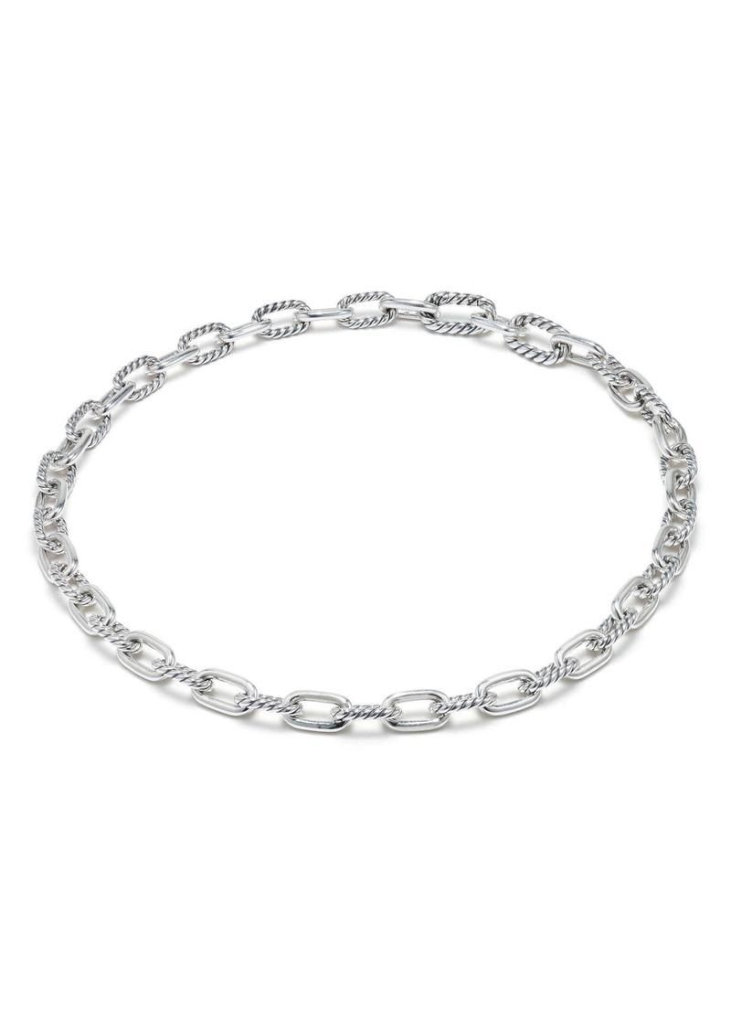 David Yurman DY Madison Small Chain Necklace