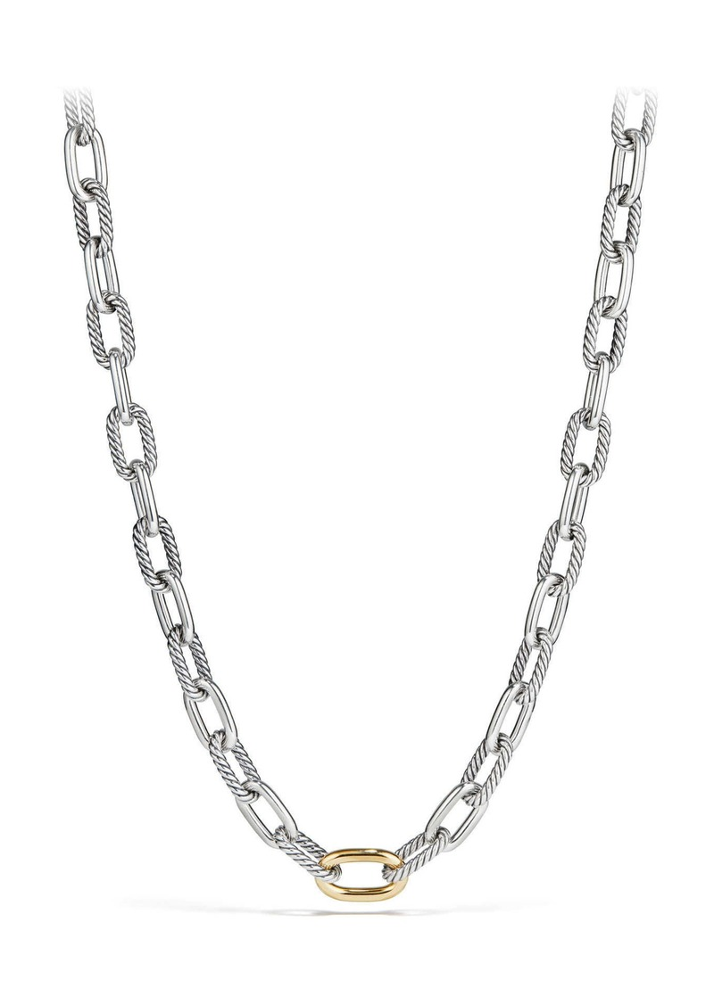 David Yurman Madison Chain Medium Necklace