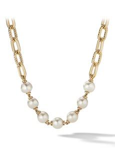 David Yurman Madison® Pearl Chain Necklace