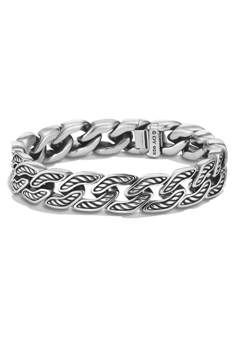 David Yurman 'Maritime' Curb Link Bracelet