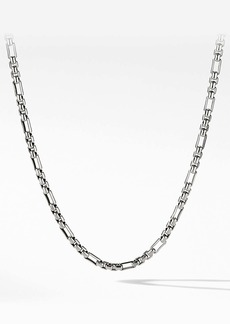 David Yurman Open Station Box Chain