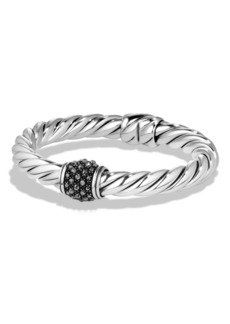 David Yurman Cable Berries Bracelet with Semiprecious Stone