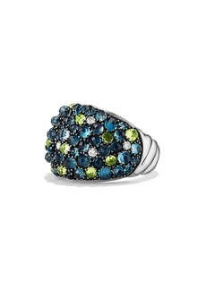 David Yurman Cable Berries Dome Ring