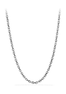 David Yurman Oval Link Necklace