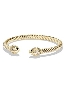 David Yurman Renaissance Bracelet in 18k Gold