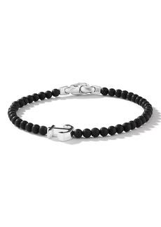 David Yurman Spiritual Beads Anchor Bracelet