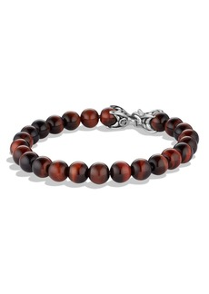 David Yurman 'Spiritual Beads' Bracelet with Tiger's Eye