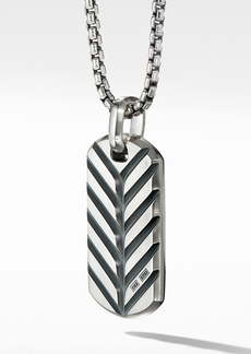 David Yurman Streamline® Tag