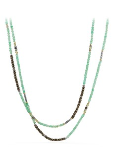 David Yurman Tweejoux® Gemstone Necklace with 18K Gold