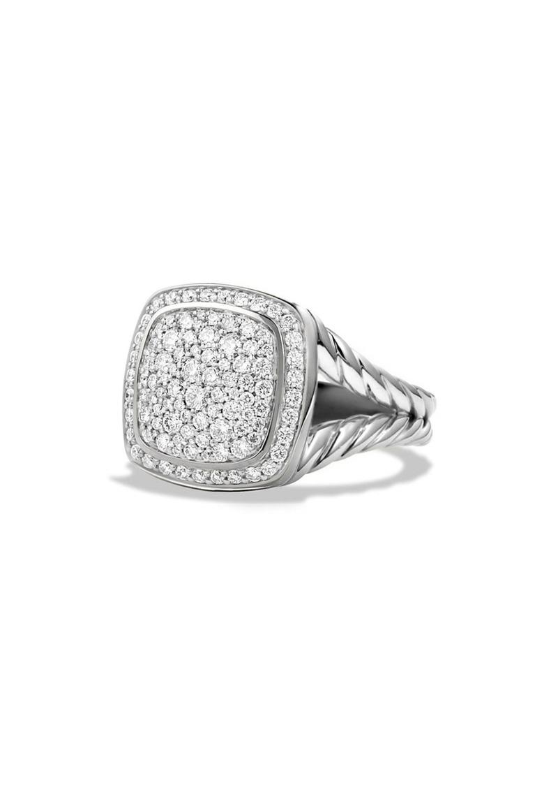 David Yurman'Albion' Ring with Diamonds