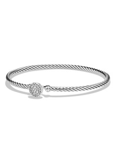 David Yurman 'Châtelaine' Bracelet with Diamonds