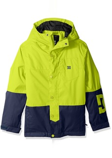 DC Big Boys' Defy Youth Snow Jacket  10/M