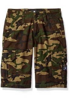 DC Big Boys' Ripstop Cargo Short 18.5