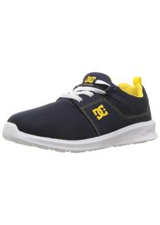 DC Boys' Heathrow Skate Shoe  M M US Little Kid