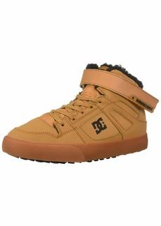DC Boys' Pure HIGH-TOP WNT EV Skate Shoe   M US Big Kid