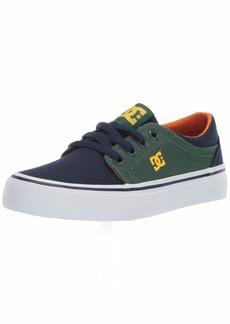 DC Boys' Trase TX Skate Shoe   M US Little Kid