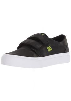 DC Boys' Trase V TX SE Skate Shoe CAMO  M US Big Kid