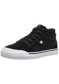 DC Boys Youth Evan Hi Skate Shoes   M US Big Kid