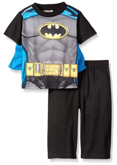 DC Comics Baby Boys' Batsuit Upgrade 3-Piece Set