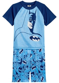 Dc Comics Batman Little & Big Boys Pajama Set, Created for Macy's