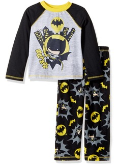DC Comics Big Boys' 2 Piece Sleep Set