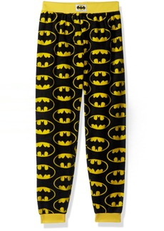 DC Comics Big Boys' Batman Micro Fleece Lounge Pant
