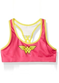DC Comics Big Licensed Girl Bra Wonder Woman Seamless S