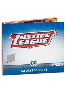 Dc Comics Little Boys 12-Pk. Justice League Socks Boxed Set