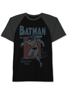 Dc Comics Little Boys Batman Graphic T-Shirt