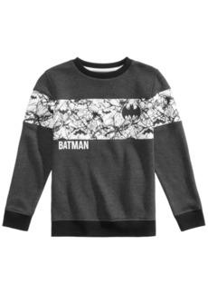 Dc Comics Little Boys Batman Sweatshirt