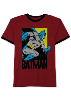 Dc Comics Little Boys Batman T-Shirt