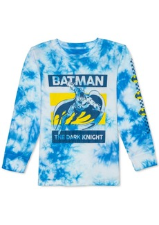 Dc Comics Little Boys Batman The Dark Knight Tie-Dye T-Shirt