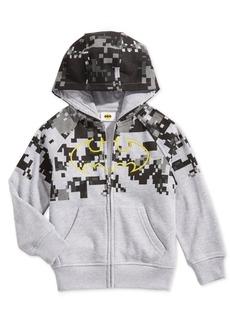Dc Comics Little Boys Batman Zip-Front Hoodie