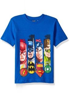 DC Comics Little Boys' Justice League T-Shirt