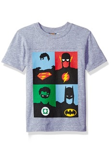 DC Comics Little Boys' Justice League T-Shirt