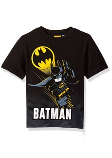 DC Comics Little Boys' Lego Batman T-Shirt