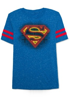 Dc Comics Superman Graphic-Print T-Shirt, Little Boys
