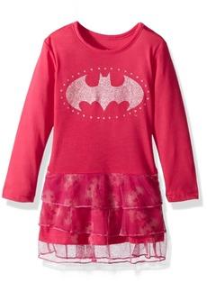 DC Comics Toddler Girls' Batgirl Sparkle Tutu Pajama Nightgown  T