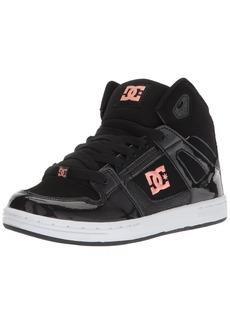 DC Girls Youth Rebound SE Skate Shoes