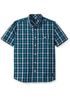 DC Little Boys' Atura  Ss Woven Shirt