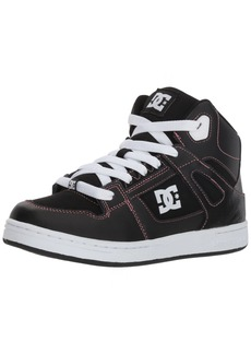 DC Pure HIGH-TOP Girls Skate Shoe   M M US Little Kid