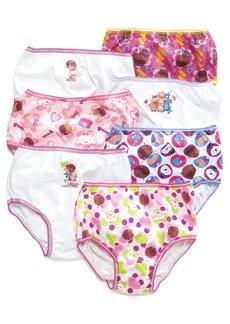 Disney Doc McStuffins Cotton Panties, 7-Pack, Toddler Girls