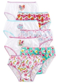 DC DreamWorks Trolls 7-Pc. Cotton Panties, Little Girls