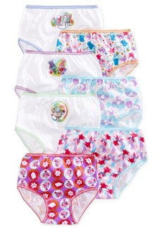 DC DreamWorks Trolls 7-Pc. Cotton Panties, Toddler Girls