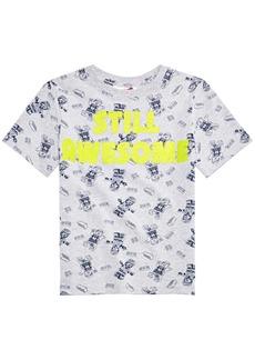 Riokk Az Toddler Party Cute Funny Shepherd Dog Face Short-Sleeves T Shirt Girls-Boy