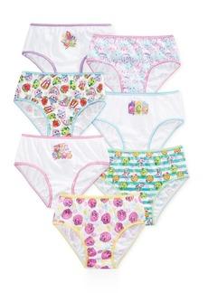 Disney Shopkins Underwear, 7-Pack Little Girls & Big Girls