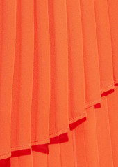 MICHAEL Michael Kors Pleated chiffon skirt