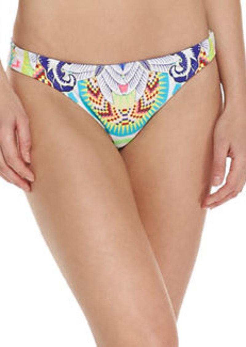 Mara Hoffman Low-Rise Printed Swim Bottom