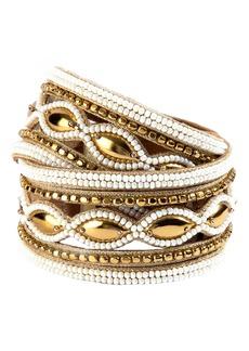 Women's Deepa Gurnani Izna Wrap Bracelet